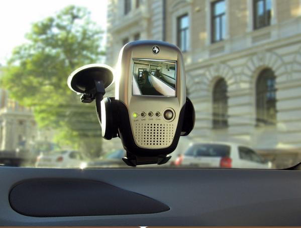 Camera pour van chevaux